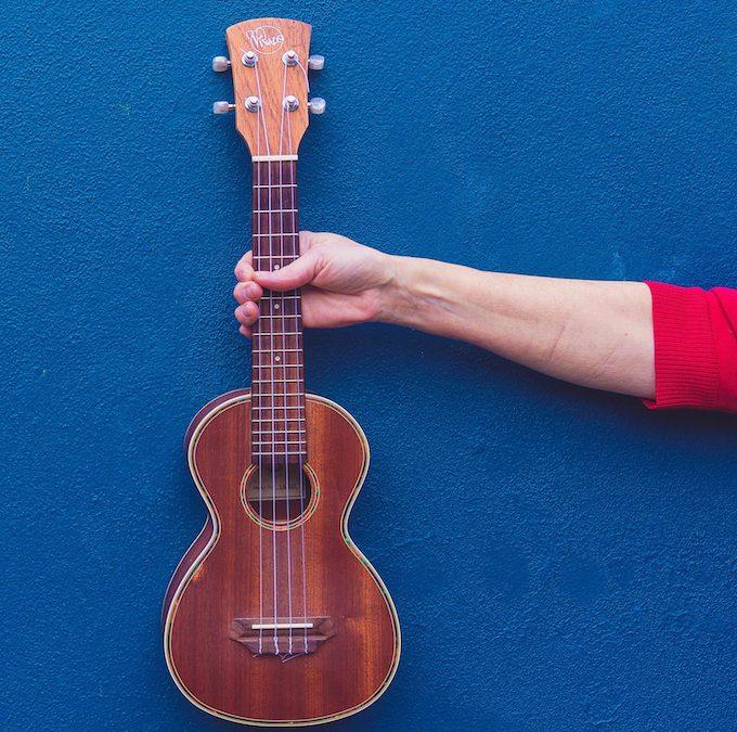 Your first ukulele