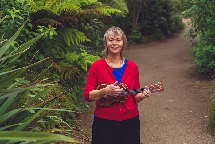 Alice Bulmer ukulele teacher