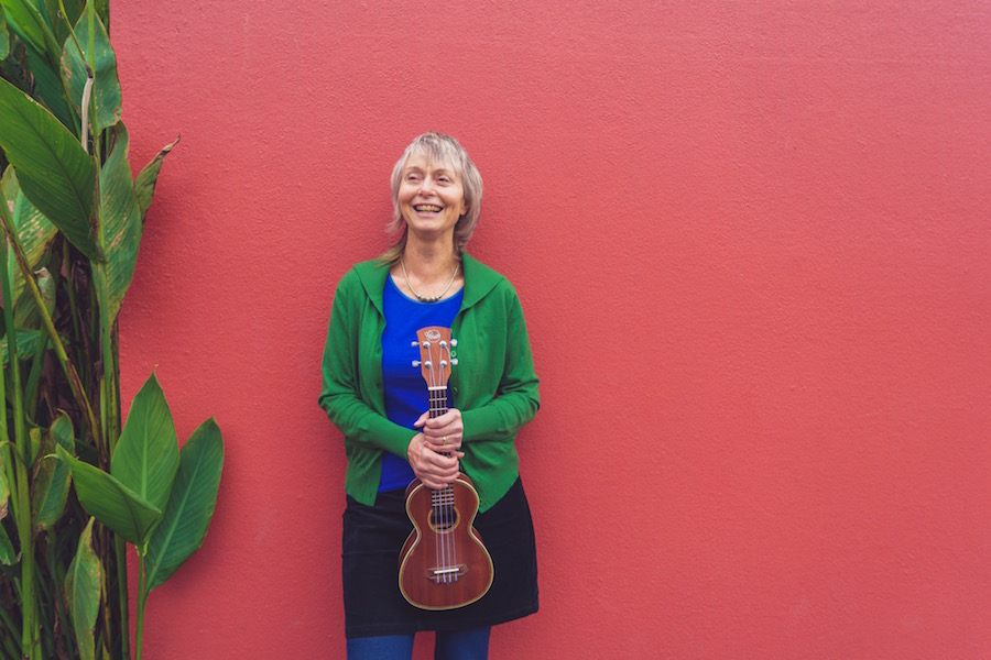 How I became a ukulele teacher