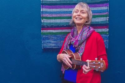 Alice Bulmer ukulele
