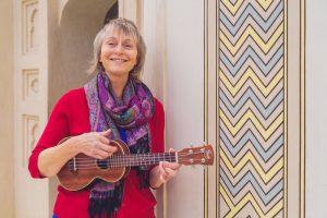 Alice Bulmer ukulele teacher